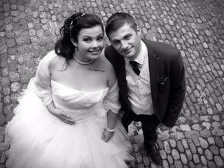 Le mariage de Cindy et Florian