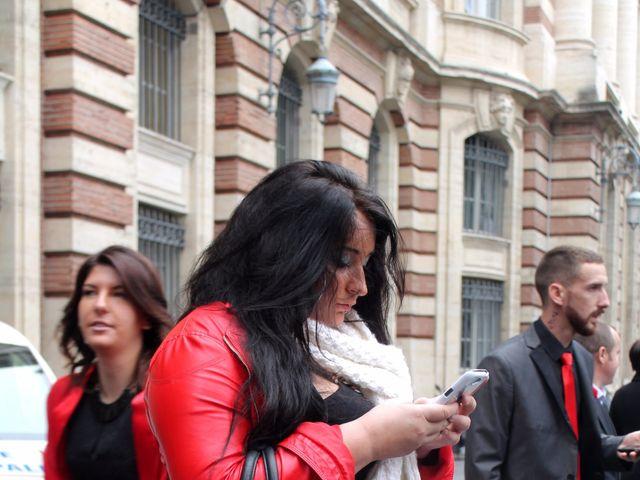 Le mariage de Florian et Cindy à Toulouse, Haute-Garonne 66