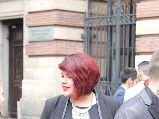 Le mariage de Florian et Cindy à Toulouse, Haute-Garonne 74