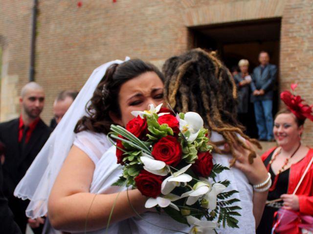 Le mariage de Florian et Cindy à Toulouse, Haute-Garonne 84