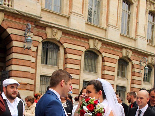 Le mariage de Florian et Cindy à Toulouse, Haute-Garonne 87