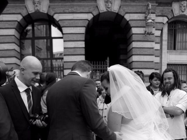 Le mariage de Florian et Cindy à Toulouse, Haute-Garonne 91