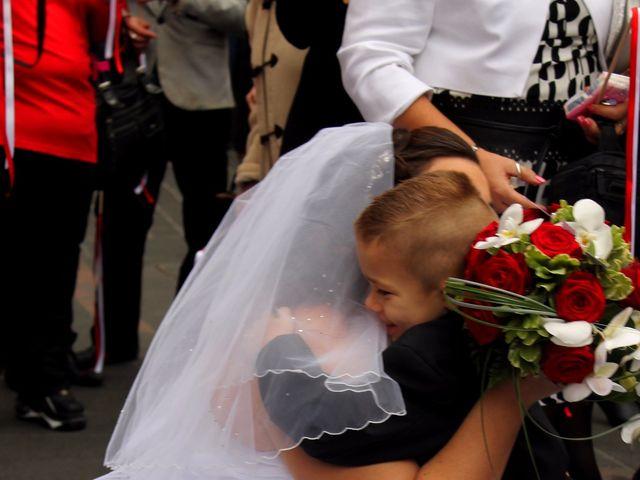 Le mariage de Florian et Cindy à Toulouse, Haute-Garonne 92