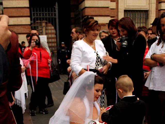 Le mariage de Florian et Cindy à Toulouse, Haute-Garonne 93