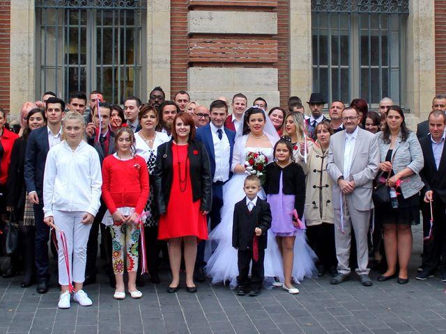 Le mariage de Florian et Cindy à Toulouse, Haute-Garonne 104