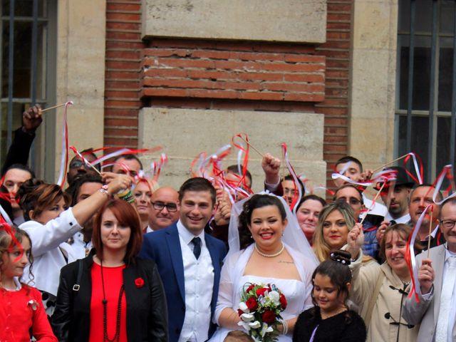 Le mariage de Florian et Cindy à Toulouse, Haute-Garonne 107