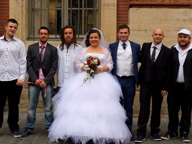 Le mariage de Florian et Cindy à Toulouse, Haute-Garonne 116