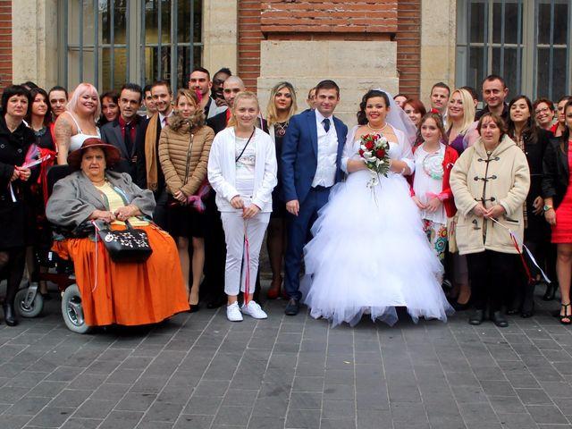 Le mariage de Florian et Cindy à Toulouse, Haute-Garonne 134