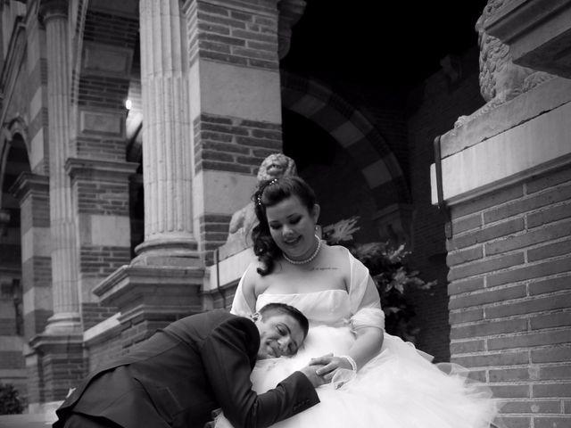 Le mariage de Florian et Cindy à Toulouse, Haute-Garonne 208