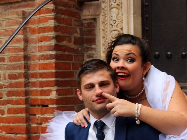 Le mariage de Florian et Cindy à Toulouse, Haute-Garonne 215