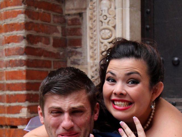Le mariage de Florian et Cindy à Toulouse, Haute-Garonne 1