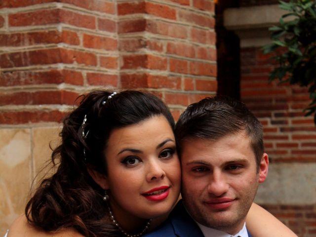 Le mariage de Florian et Cindy à Toulouse, Haute-Garonne 2