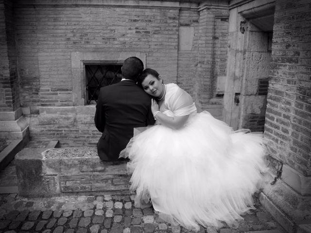 Le mariage de Florian et Cindy à Toulouse, Haute-Garonne 245