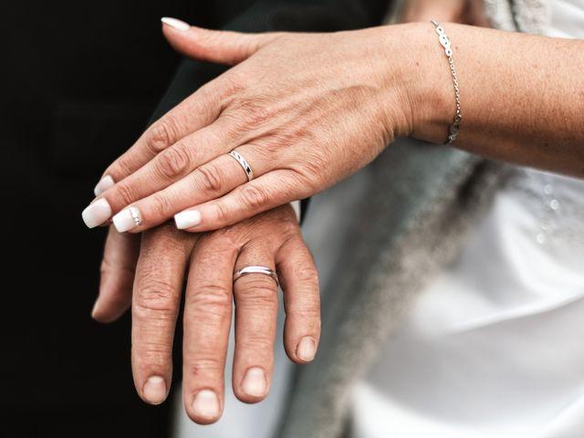 Le mariage de Sylvain et Karelle à Chazemais, Allier 11