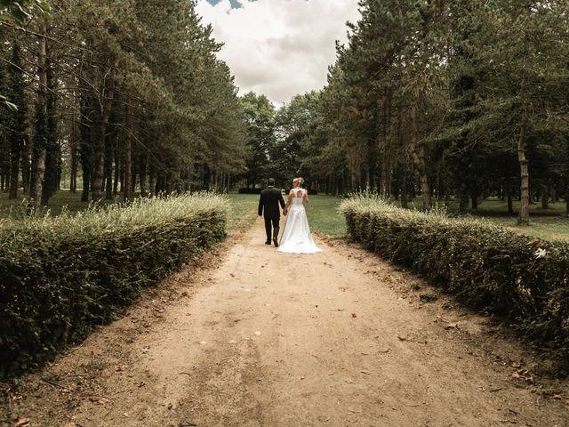 Le mariage de Sylvain et Karelle à Chazemais, Allier 9