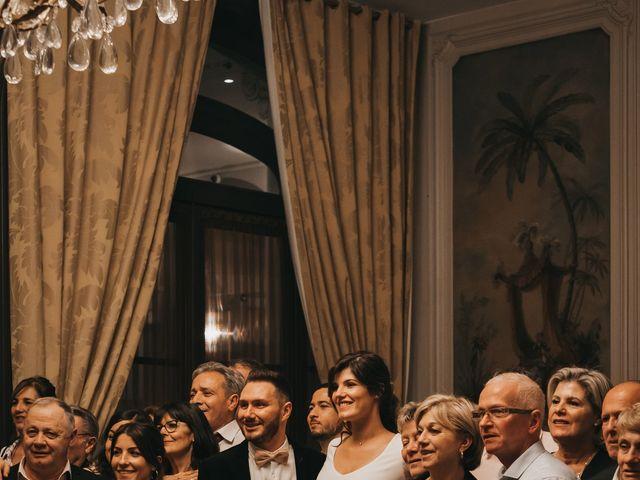 Le mariage de Damien et Laura à Paris, Paris 15
