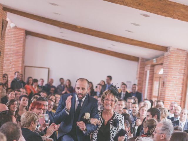Le mariage de Matthieu et Géraldine à Caujac, Haute-Garonne 34