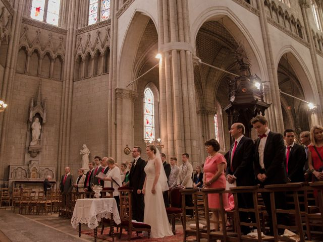 Le mariage de Thomas et Pauline à Nantes, Loire Atlantique 42