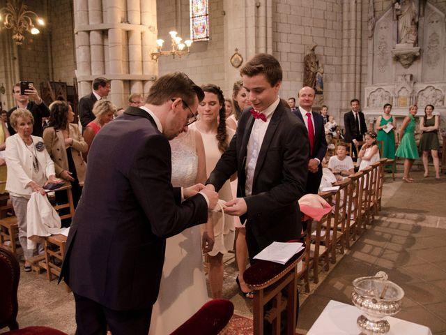 Le mariage de Thomas et Pauline à Nantes, Loire Atlantique 54