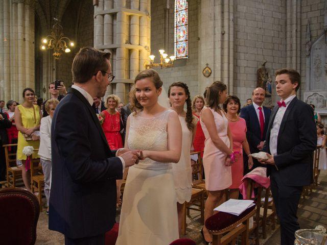 Le mariage de Thomas et Pauline à Nantes, Loire Atlantique 55