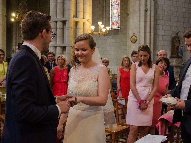 Le mariage de Thomas et Pauline à Nantes, Loire Atlantique 56