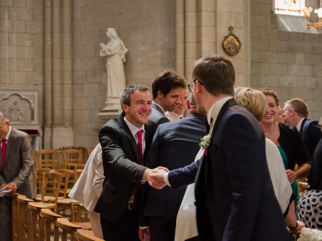 Le mariage de Thomas et Pauline à Nantes, Loire Atlantique 63