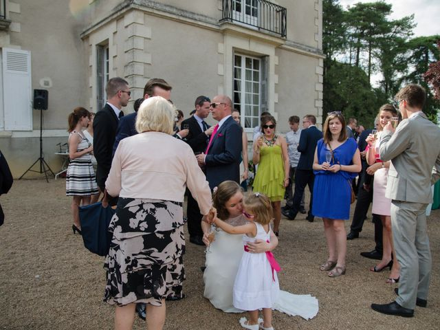 Le mariage de Thomas et Pauline à Nantes, Loire Atlantique 74
