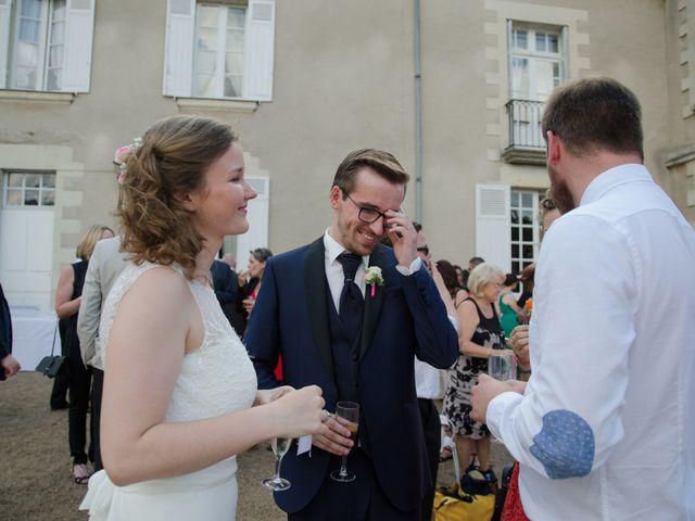 Le mariage de Thomas et Pauline à Nantes, Loire Atlantique 81