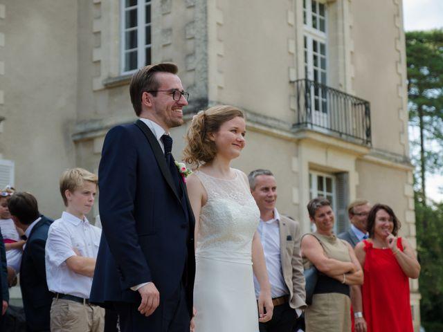 Le mariage de Thomas et Pauline à Nantes, Loire Atlantique 91