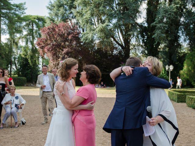 Le mariage de Thomas et Pauline à Nantes, Loire Atlantique 92