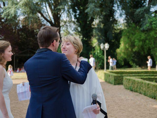 Le mariage de Thomas et Pauline à Nantes, Loire Atlantique 93