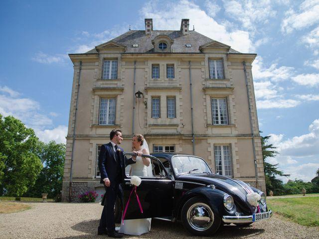 Le mariage de Thomas et Pauline à Nantes, Loire Atlantique 1