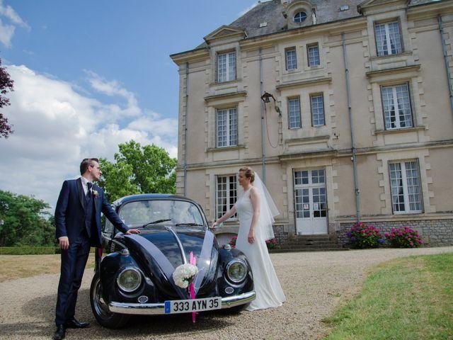 Le mariage de Thomas et Pauline à Nantes, Loire Atlantique 109