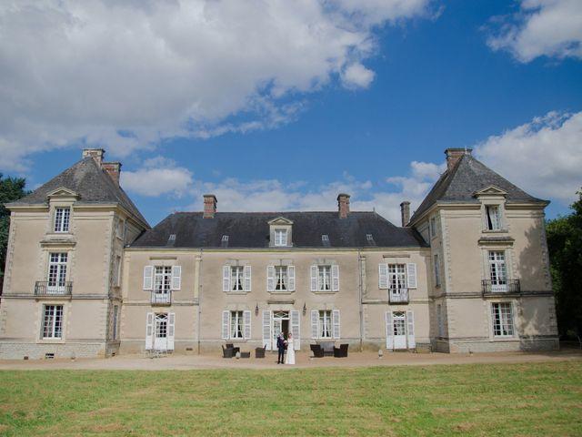 Le mariage de Thomas et Pauline à Nantes, Loire Atlantique 121
