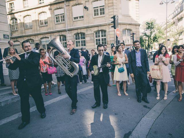 Le mariage de Simon et Lætitia à Jouy-sur-Morin, Seine-et-Marne 5