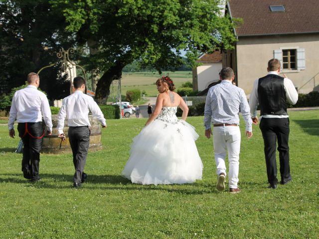 Le mariage de Thomas et Céline à Doubs, Doubs 1