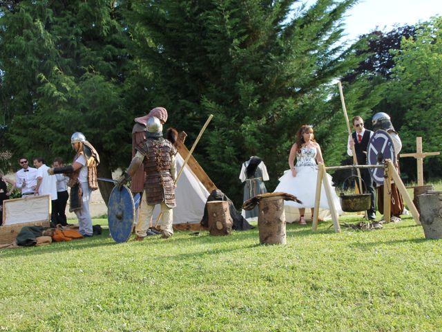 Le mariage de Thomas et Céline à Doubs, Doubs 2