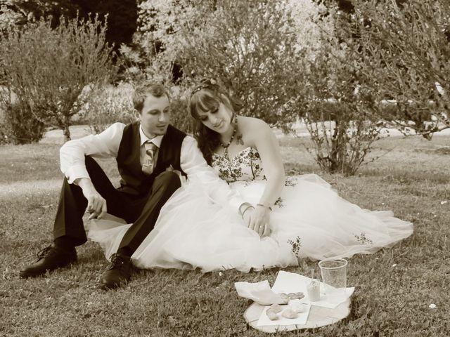 Le mariage de Thomas et Céline à Doubs, Doubs 6
