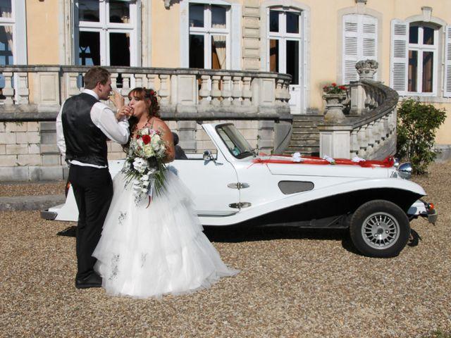 Le mariage de Thomas et Céline à Doubs, Doubs 9
