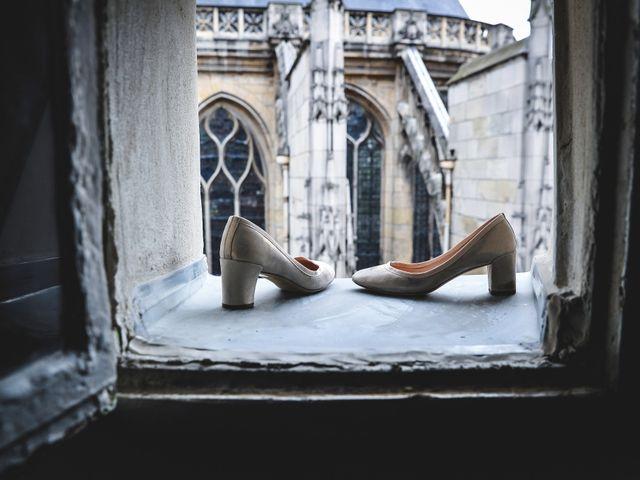 Le mariage de Laurent et Olivia à Paris, Paris 6