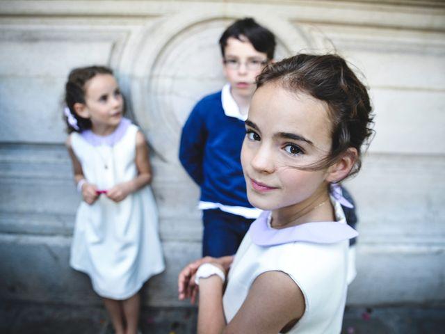 Le mariage de Laurent et Olivia à Paris, Paris 8