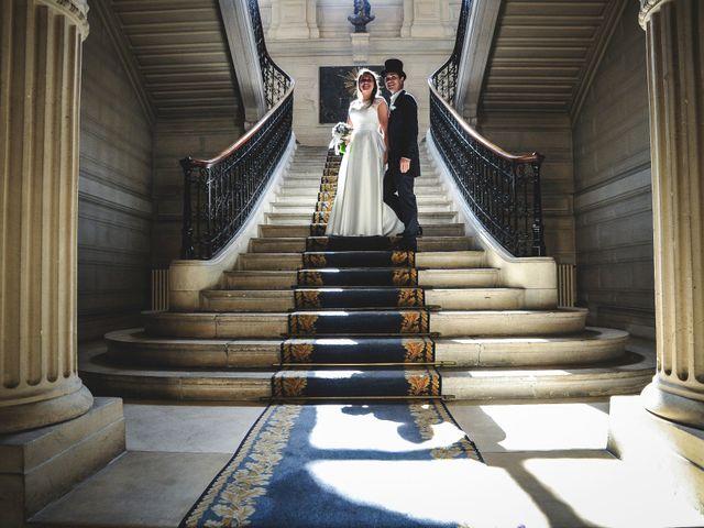 Le mariage de Laurent et Olivia à Paris, Paris 9