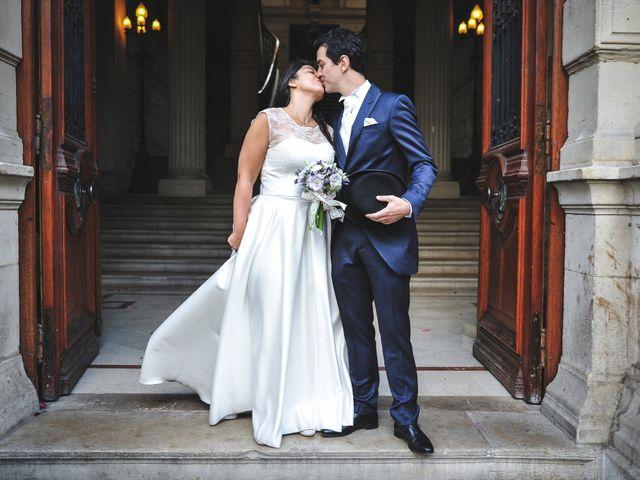 Le mariage de Laurent et Olivia à Paris, Paris 12