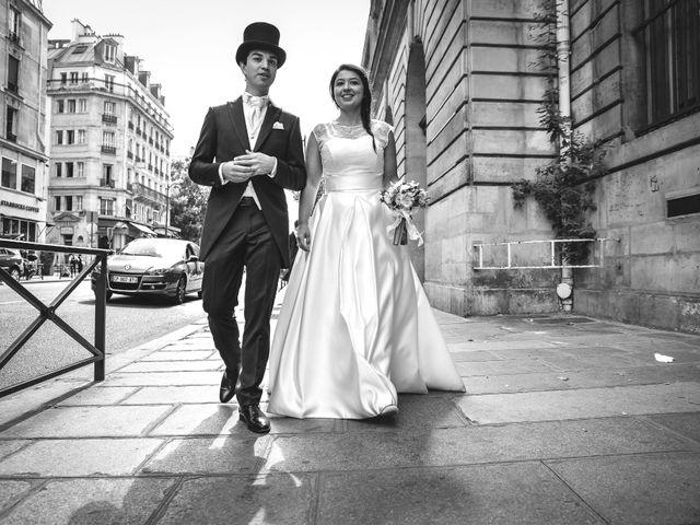 Le mariage de Olivia et Laurent
