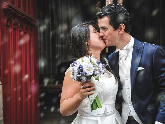 Le mariage de Laurent et Olivia à Paris, Paris 16