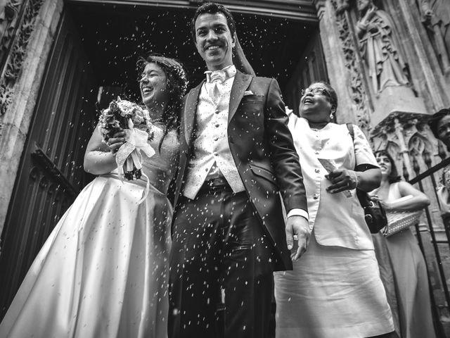 Le mariage de Laurent et Olivia à Paris, Paris 17