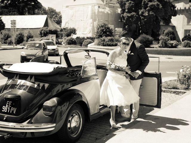 Le mariage de Jérôme et Anne-Sophie à Les Ponts-de-Cé, Maine et Loire 1