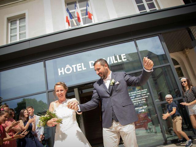 Le mariage de Jérôme et Anne-Sophie à Les Ponts-de-Cé, Maine et Loire 5