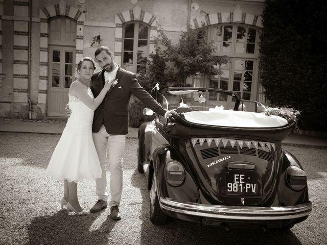 Le mariage de Jérôme et Anne-Sophie à Les Ponts-de-Cé, Maine et Loire 7