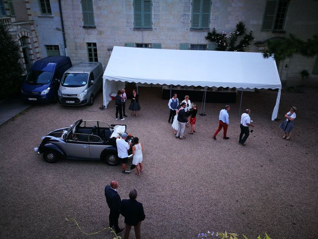 Le mariage de Jérôme et Anne-Sophie à Les Ponts-de-Cé, Maine et Loire 22
